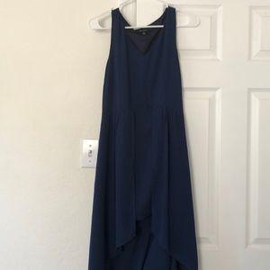 Dresses & Skirts - Blue high low dress